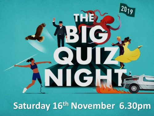TEARFUND'S The Big Quiz