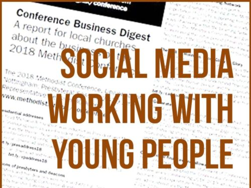 YMC Social Media working with Young People